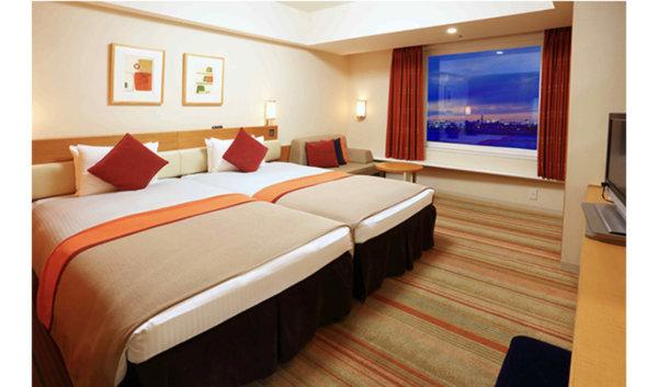 東京ベイ舞浜ホテルのスタンダードルーム
