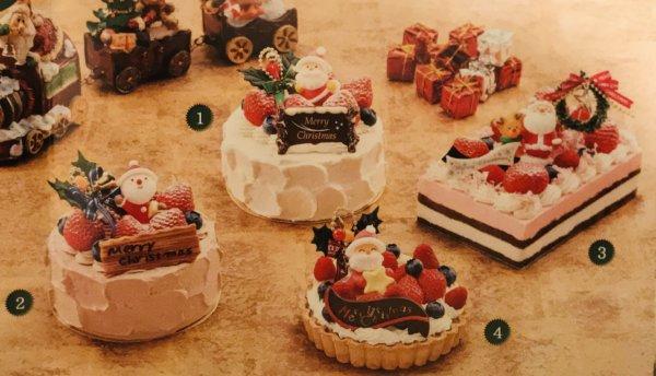 東京ベイ舞浜ホテルクリスマスケーキ