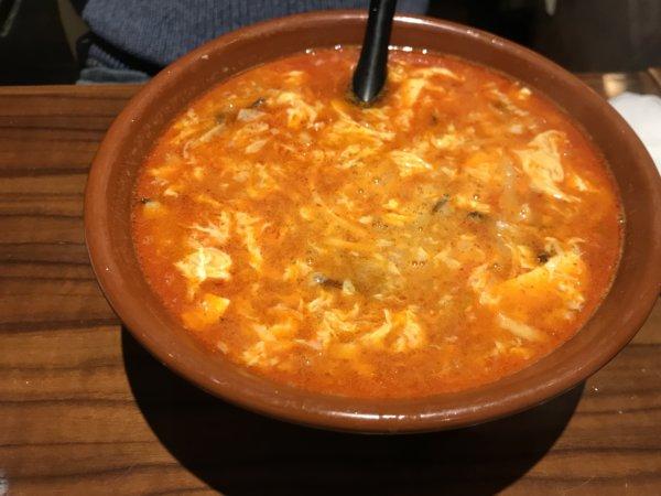 チンタンタンのスーラー麺